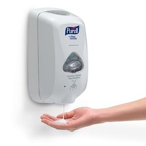 Øg hygiejnen på arbejdspladsen med hånddesinfektion