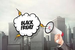 Black Friday giver butikkerne hård konkurrence og ofte underskud i kassen