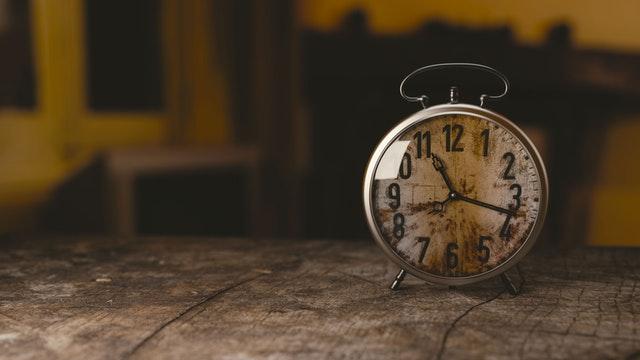 Skiftet fra stempelur til elektronisk tidsregistrering