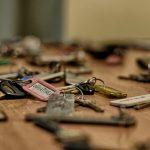 Hold styr på nøglerne til kontoret med et nøgleskab