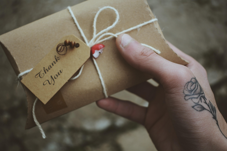 Få inspiration til valg af firmagaver jul